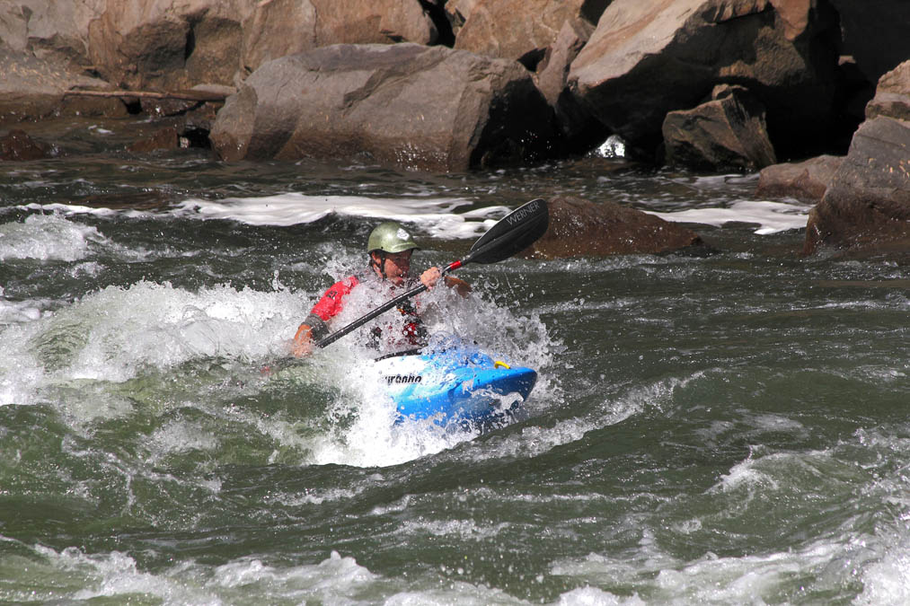 New River Gorge Whitewater Kayaking, West Virginia